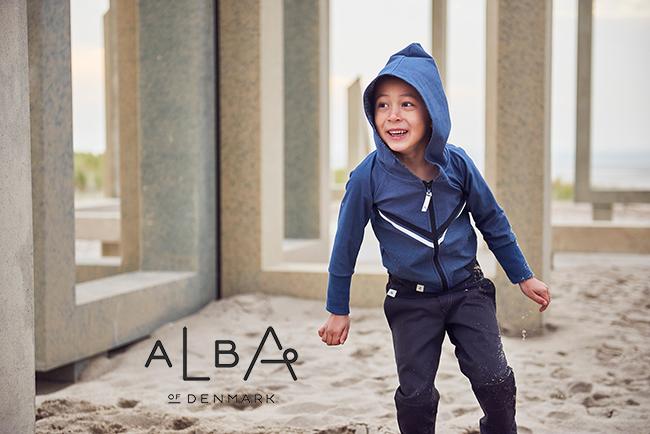 Alba of Denmark AW17