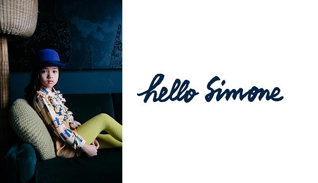 Hello Simone AW17