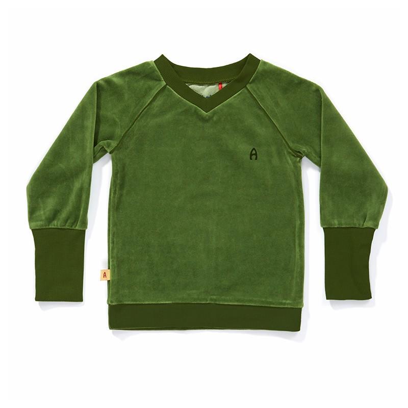Pullover Domas groen
