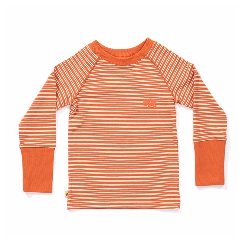 Diddie longsleeve oranje