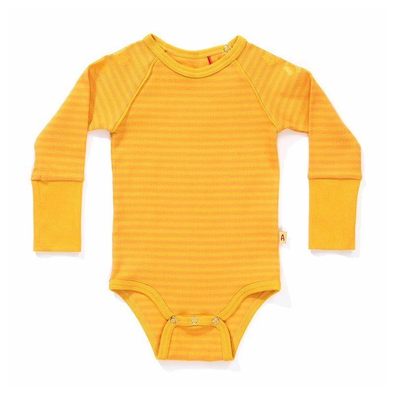Dot body geel