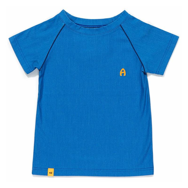 Elas T-shirt blauw