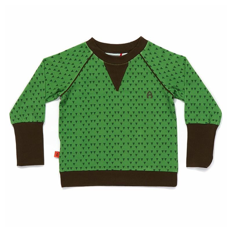 Eante Pullover groen