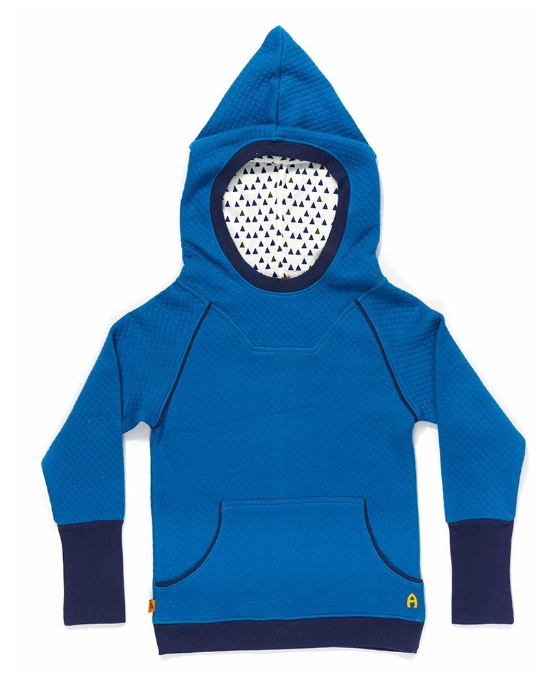 Eamy hoodie blauw
