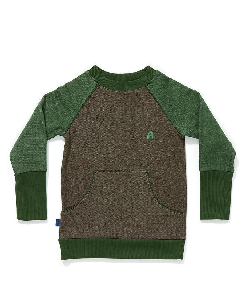 Fame blouse green