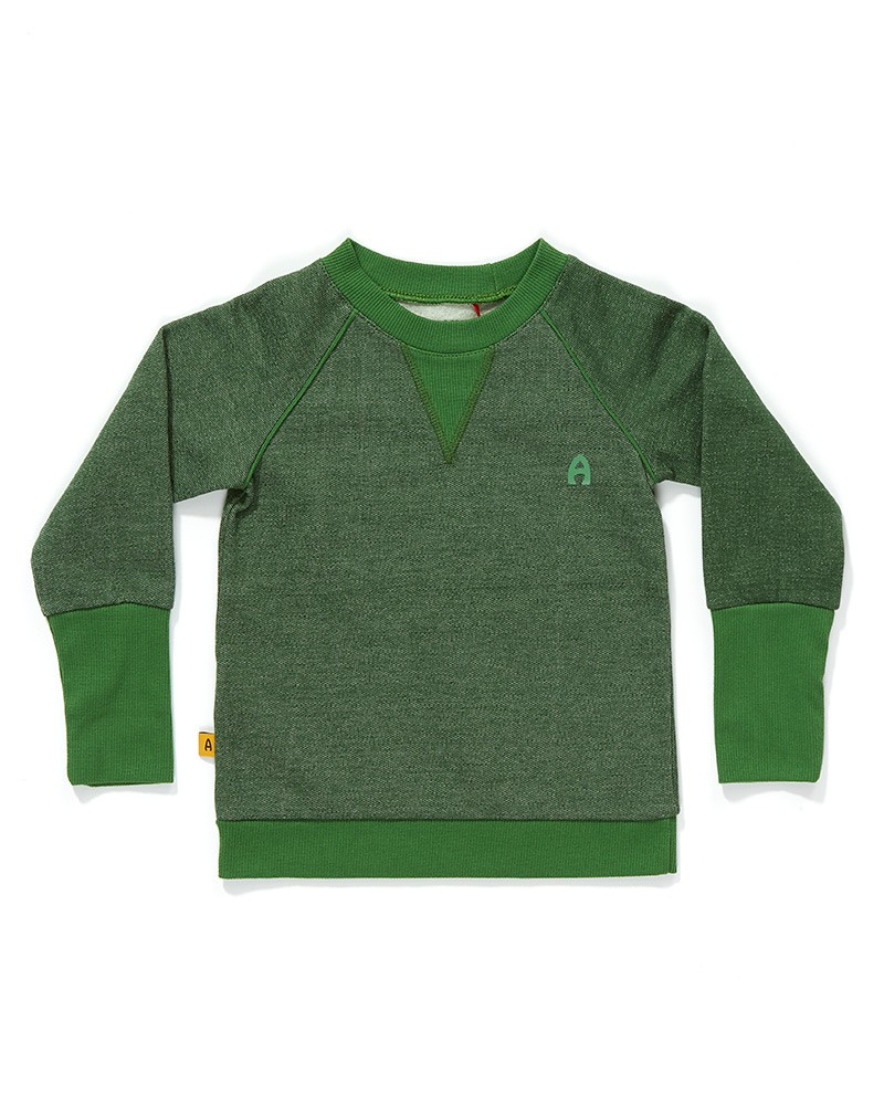 Fante pullover groen