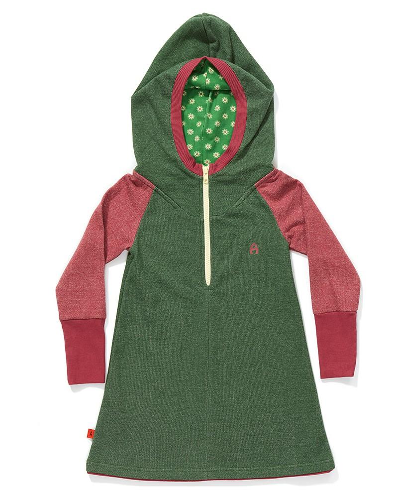 Fami dress groen