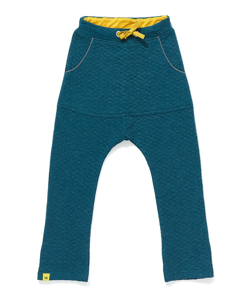 Fenes pants blauw