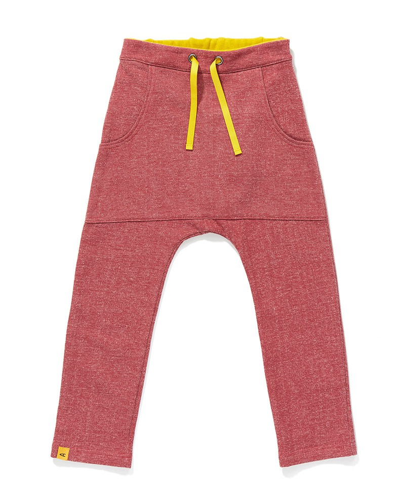 Fenes pants roze