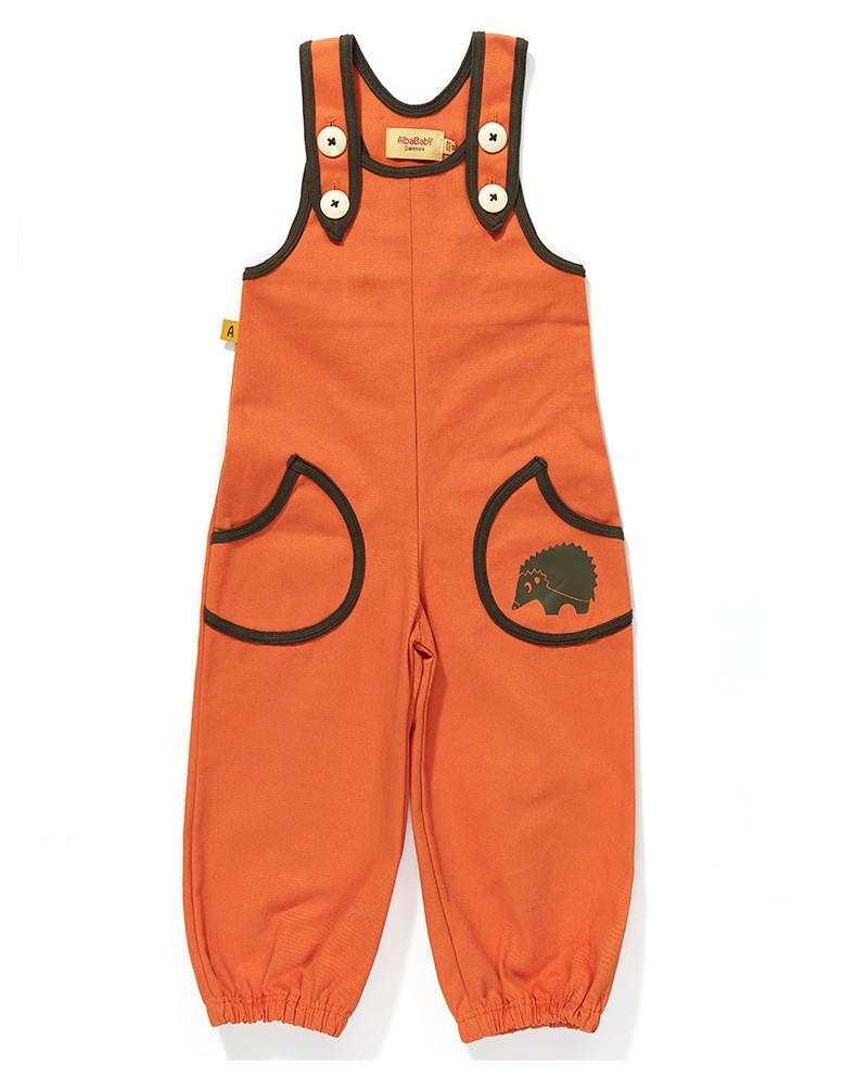Fy crawler oranje
