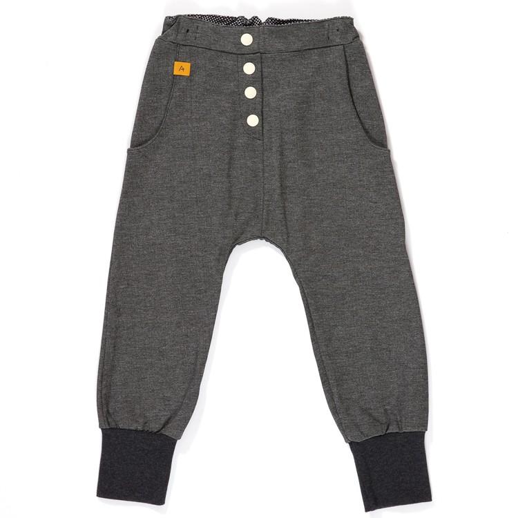 Hai Button Pants