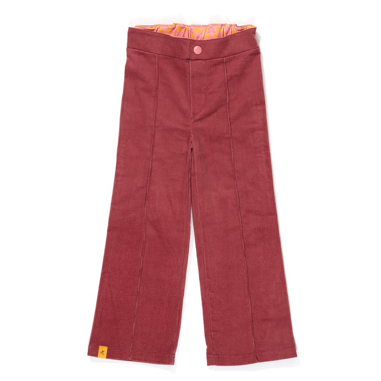 Hecco Box Pants Wild Ginger