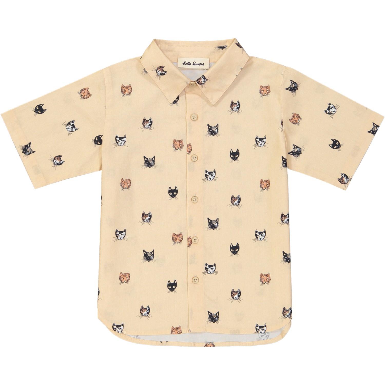 Arlo shirt Marlou amber
