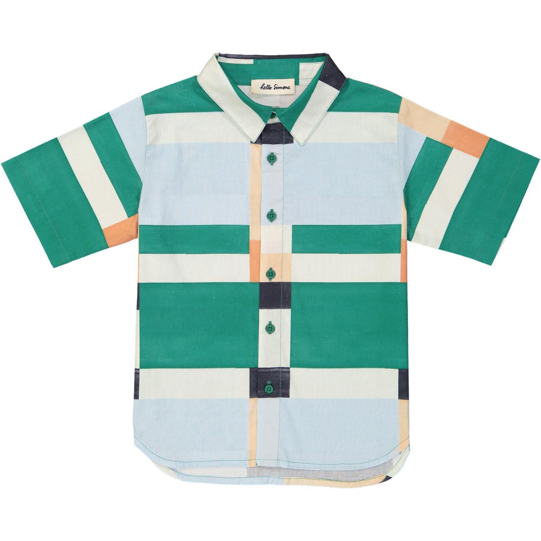 Arlo shirt Marlou Drian green