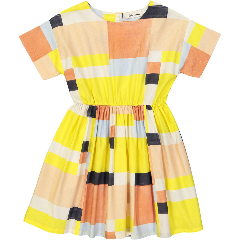 Thao dress Drian geel