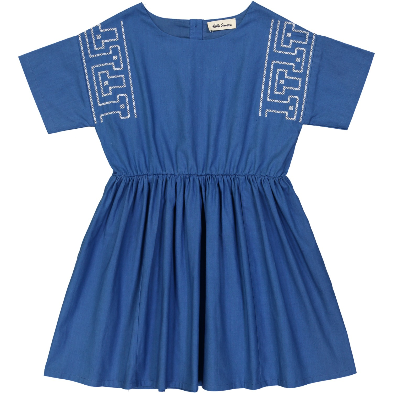 Thao dress Greek blauw
