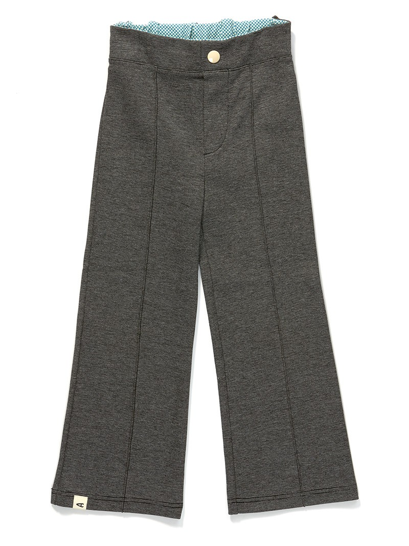 Gecco box pants grey