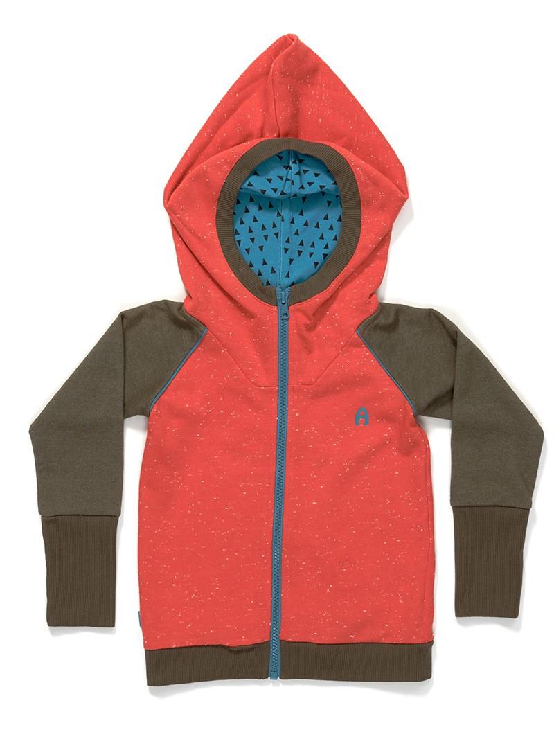 Gini zipper hoodie