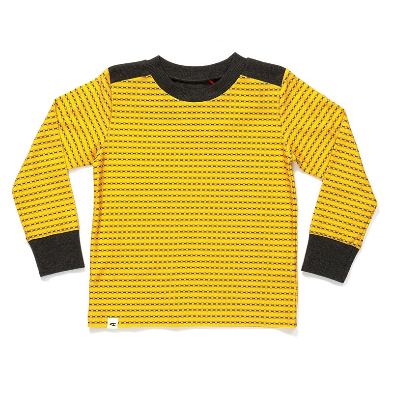 Gregers blouse yellow