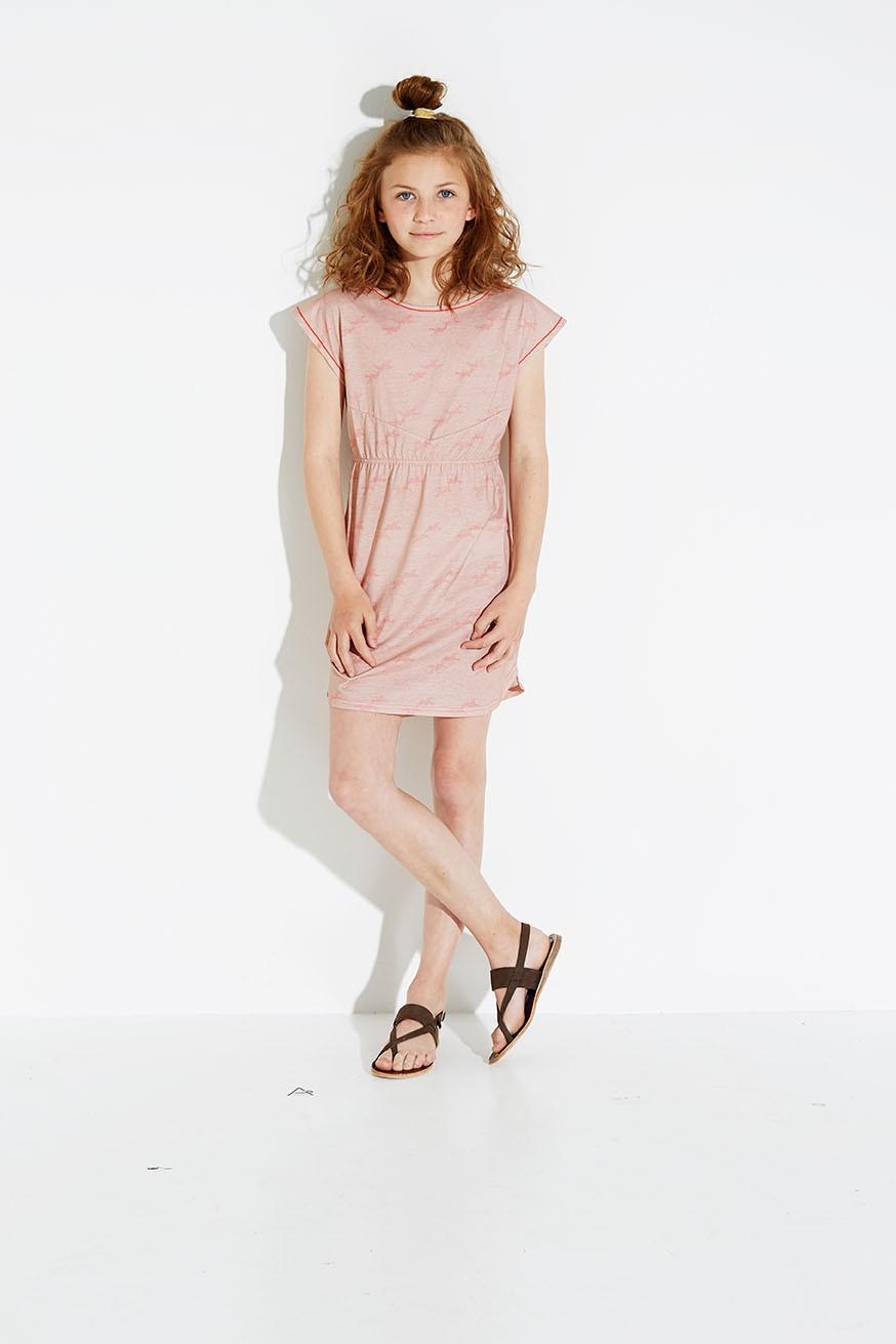 Rachel Dress Dusty