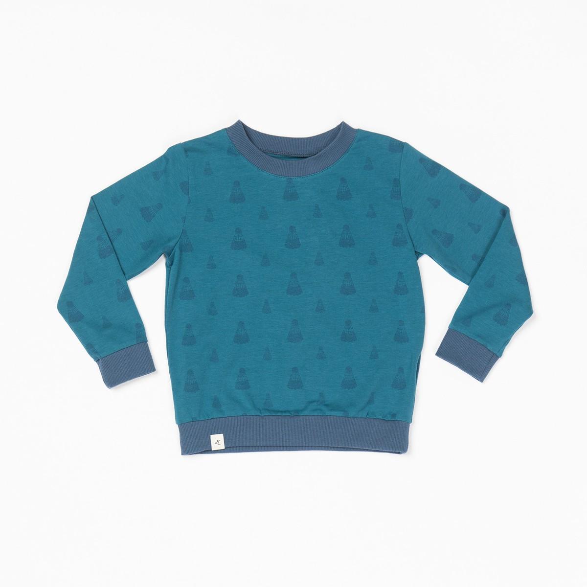 Trent sweat blue