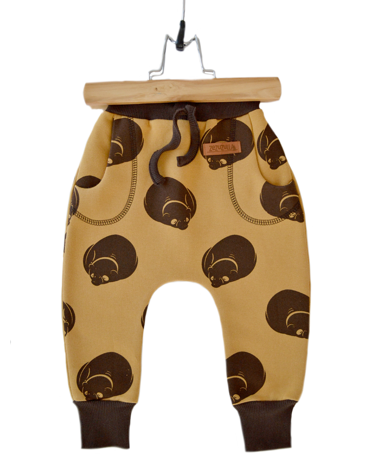 Julong brown bear