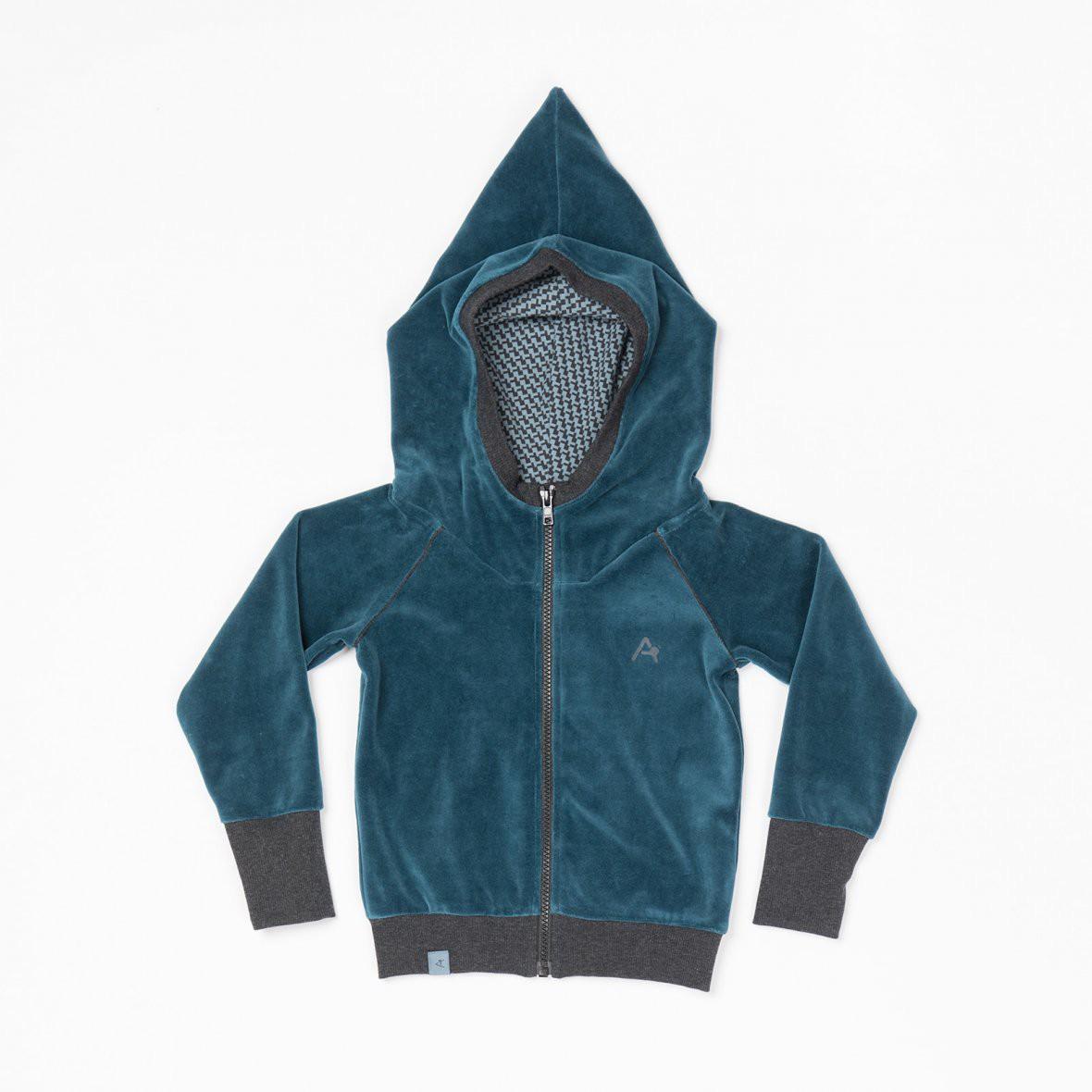 Habian Zipper Hood