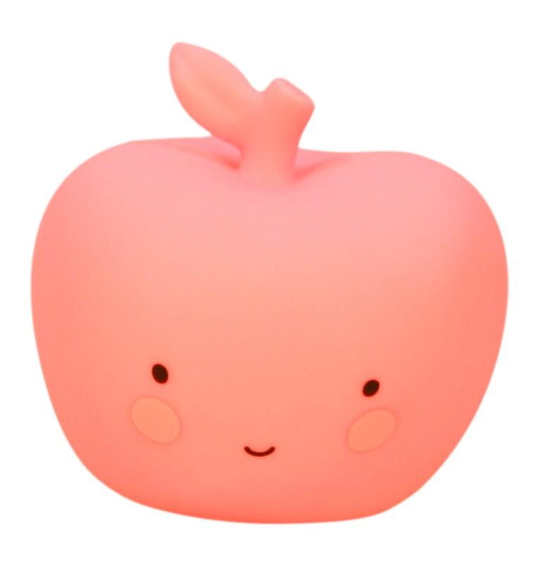 Appeltje roze