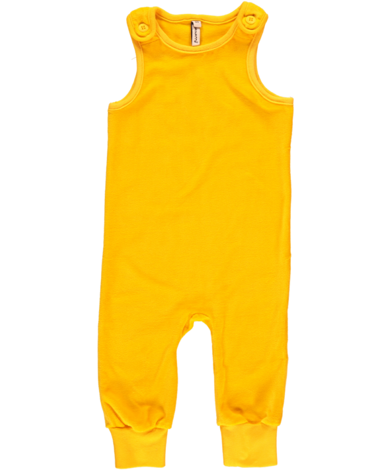 Playsuit yellow