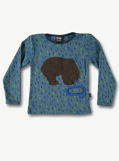 Bear Tee Here Comes the Rain