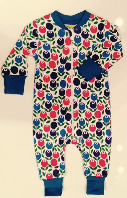 Jumpsuit Berries