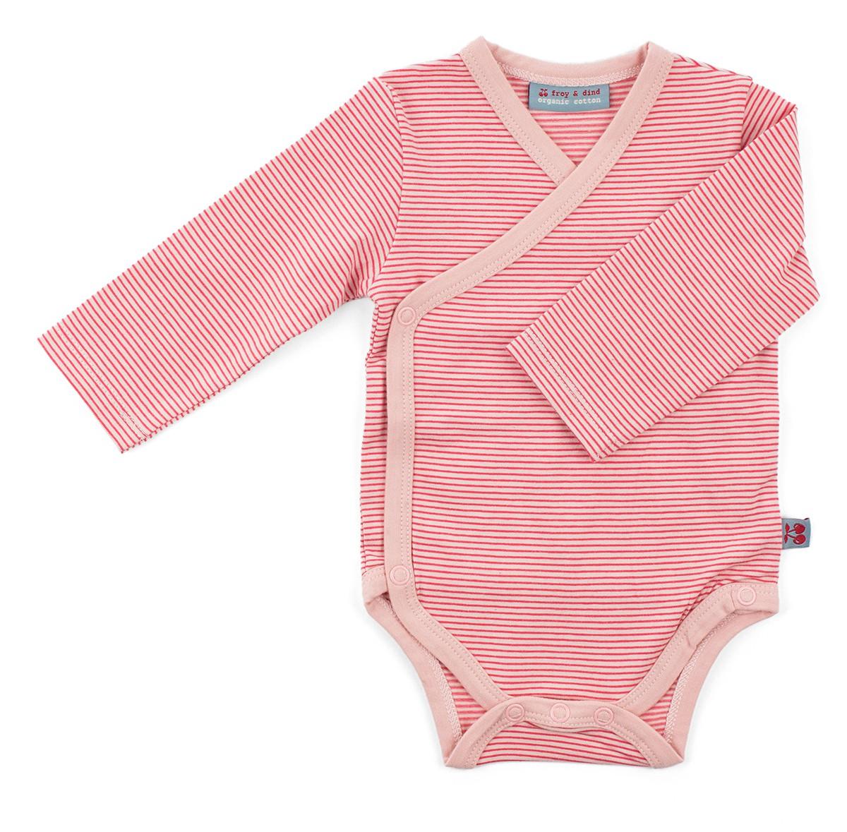 Kimono body pink
