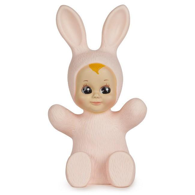 Bunny Baby Lamp Pastel Pink