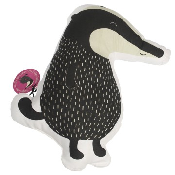 'Mr Badger' de das kussen