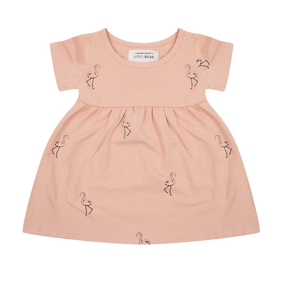 Dress flamingo dusty