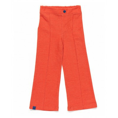 Egte box pants rood