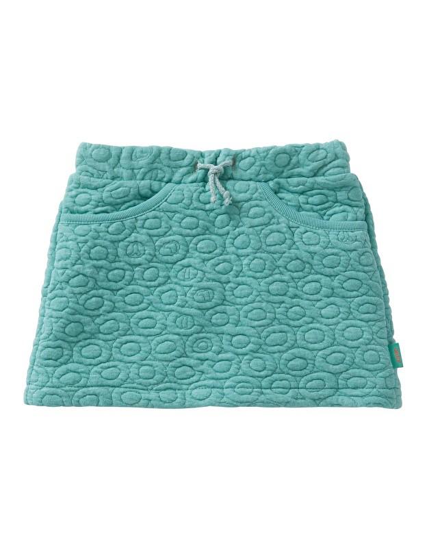 Hip sweat skirt