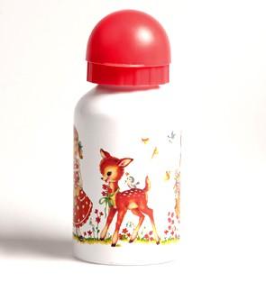 Drinkfles meisje met bambi