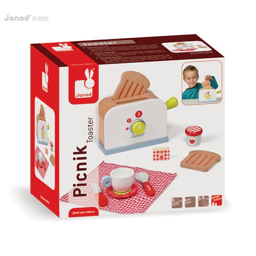 Toaster picnic