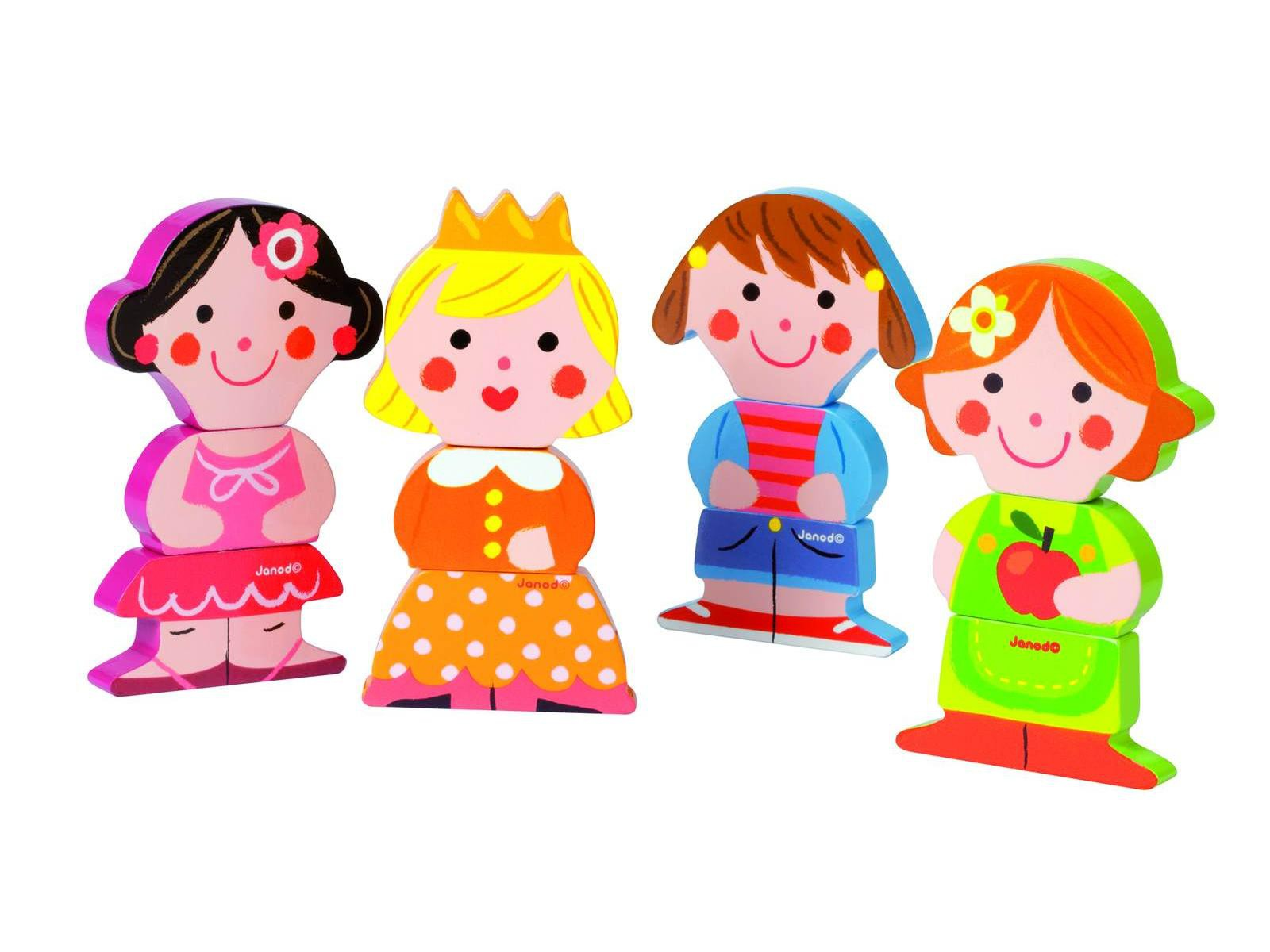 Fynny Magnets 'Dolls'