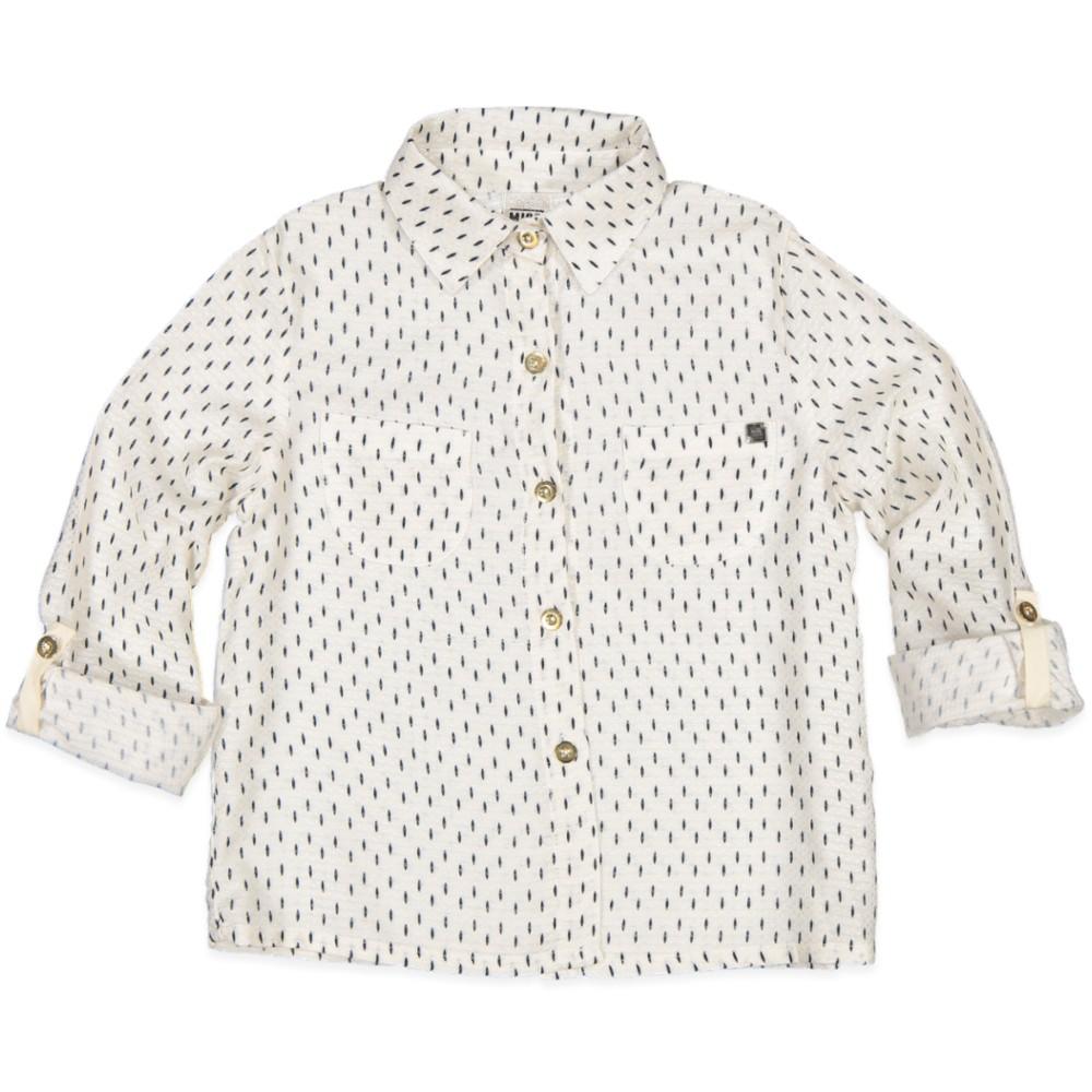 Jef shirt egret