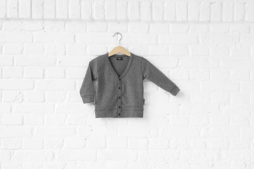 Little grey cardigan
