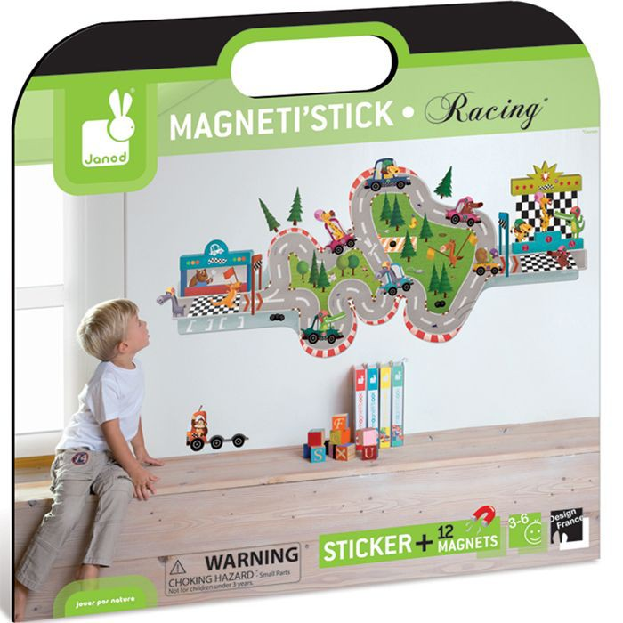 Magneti'stick Racing
