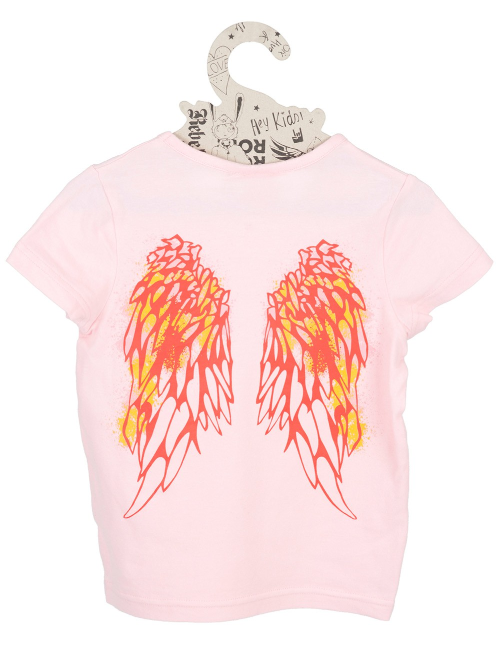 T Shirt Pink Wings