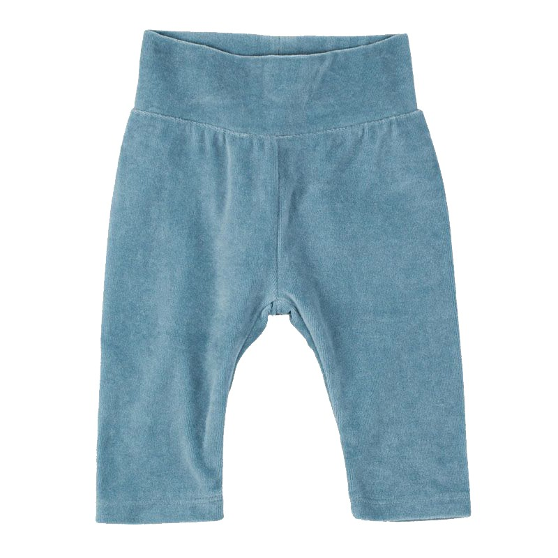 Baby pants smokey blue
