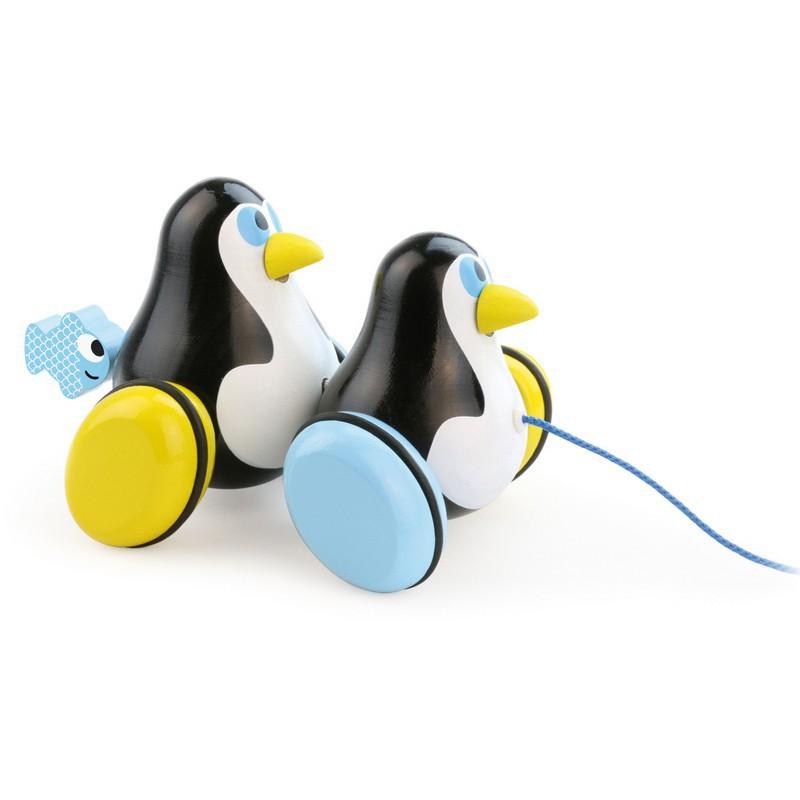 Hans&Nut de pinguins