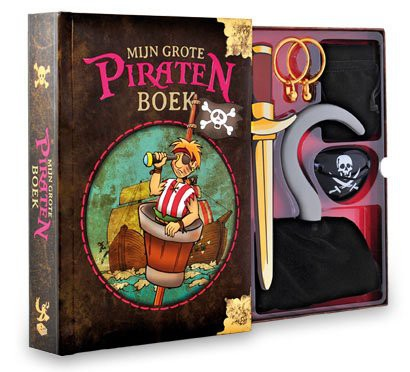 Piratenboek