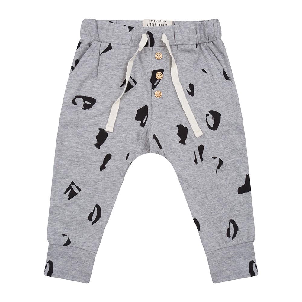 Pants animal grey