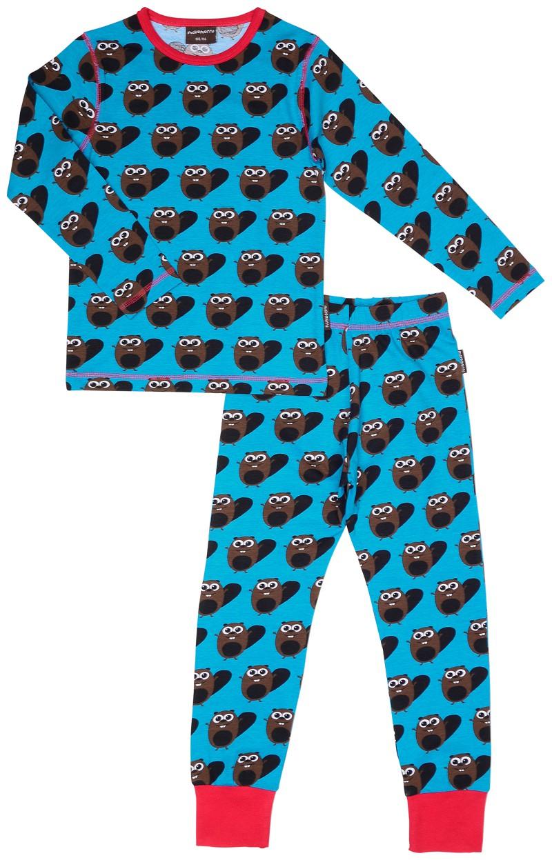 Pyjama bever