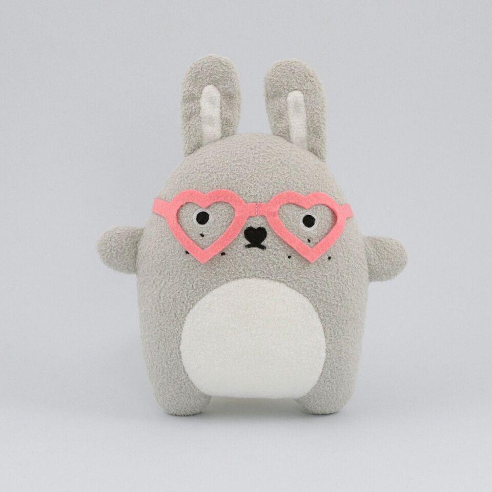Ricebonbon Plush Toy Grey